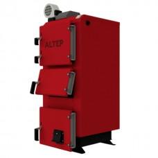 Котел длительного горения ALtep Duo Plus 15 кВт полностью автоматизирован с европейской автоматикой