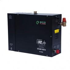 Парогенератор EcoFlame KSB45C 4.5 кВт (для хамама 3.5-5.5 м.куб) с кнопкой, пульт, клапан, форсунка
