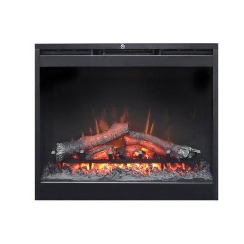 Каминокомплект IDaMebel Dallas Symphony DF2624 эффект мерцающих дров и пламени Optiflame