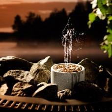 Фонтан-гейзер Saunatroikka для бани и сауны