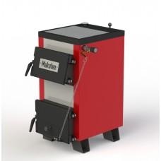 Твердотопливный котел Kotlant Makoten MIX КТ-12П с варочной панелью с механическим регулятором тяги
