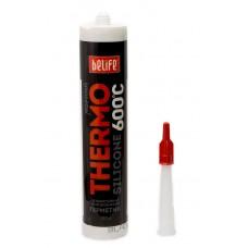 Термостойкий силиконовый герметик для Мастер Флеша до 600°С, 310мл
