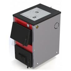 Твердотопливный котел ProTech D Luxe ТТП-15 кВт с варочной поверхностью (рабочей цикл от 8 до 16 ч.)