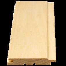 Вагонка липа 86 А в/с 86х12 мм Tesli для бани и сауны
