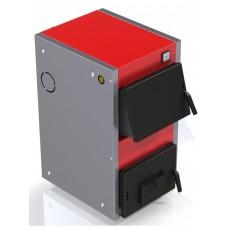Твердотопливный котел ProTech D Luxe ТТ-18 кВт укомплектован термометром с погружным термобаллоном