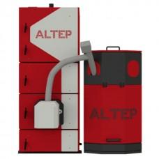 Пеллетный комплект котел с бункером автоматической подачей ALtep Duo Uni Pellet мощностью 120 кВт