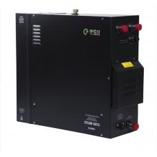 Парогенератор EcoFlame KSA225 22.5 кВт (для хамама 19-26 м.куб) пульт, клапан, форсунка в комплекте