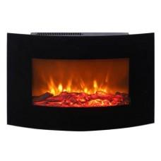 Электрический камин Bonfire RLF-W03 (закругленное стекло)