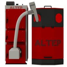 Пеллетный комплект котел с бункером автоматической подачей ALtep Duo Uni Pellet мощностью 27 кВт