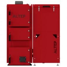 Твердотопливные котлы на пеллетах Альтеп Duo Pellet 25 кВт с автоматической подачей топлива