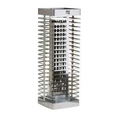 Электрокаменка HUUM STEEL 10.5 кВт для сауны и бани объем парилки 10-17 м.куб вес камней 150 кг
