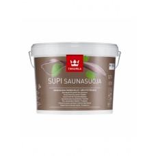 Пропитка для стен Супи Саунасуоя 2,7 литров Tikkurila для бани и сауны