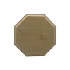 Заглушка вентиляционная Greus восьмигранная для бани и сауны