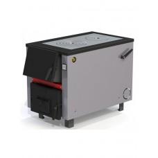 Твердотопливный котел ProTech ТТП-18 кВт D Luxe с варочной поверхностью (рабочей цикл от 8 до 16 ч.)