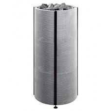 Напольная электрокаменка Tulikivi Naava 10.5 кВт из талькомагнезитного камня для сауны и бани объем парилки 9-15 м.куб вес камней 60 кг