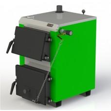 Твердотопливный бытовой котел Kotlant КО-12,5 кВт с механическим регулятором тяги