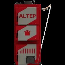 Altep Classic 10 кВт котел длительного горения на твердом топливе с механическим регулятором тяги