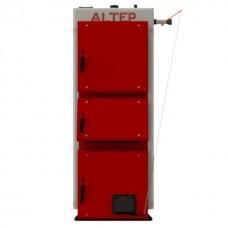 ALtep Duo Uni 21 кВт (Альтеп) котел твердотопливный длительного горения до 48 ч. толщина стали 6 мм