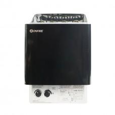 Настенная электрическая печь для сауны Bonfire SCA-90NB 9 кВт объем парной 9-13 м.куб