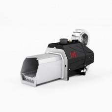 Пеллетная горелка факельного типа OXI 52 кВт авторозжиг с функцией памяти и защитой от возгорания