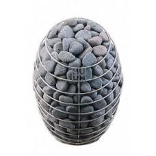 Настенная электрокаменка HUUM DROP 9 кВт для сауны и бани объем парилки 8-15 м.куб вес камней 55 кг