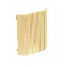 Ограждение абажур фрезерованный (липа) для сауны или бани