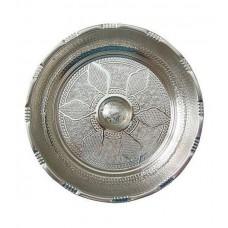 Чаша для омовения хром для хаммама - турецкой бани