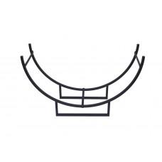 Подставка для дров металлическая H201B