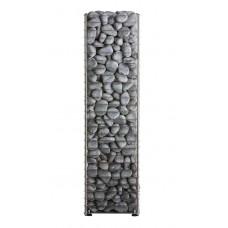 Напольная электрокаменка HUUM CLIFF 10.5 кВт для сауны и бани объем парилки 10-17 м.куб вес камней 75 кг