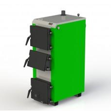 Твердотопливный бытовой котел Kotlant КО 16 кВт 3Д базовая комплектация