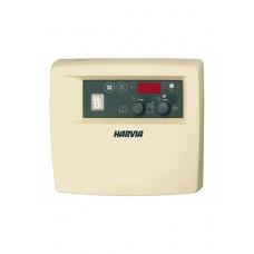 Пульт управления для электрокаменки Harvia C105S регулирует температуру и влажность парильни