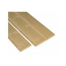 Вагонка ель финская для стен и потолка 2400х95х15 мм для бани и сауны