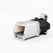 Пеллетная горелка факельного типа OXI 82 кВт авторозжиг с функцией памяти и защитой от возгорания