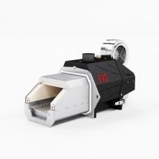 Пеллетная горелка факельного типа OXI 20 кВт авторозжиг с функцией памяти и защитой от возгорания