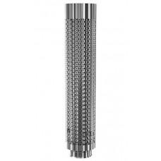 Сетка для камней на трубу 1000 мм Ø 150/200 мм для бани и сауны