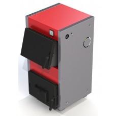 Твердотопливный котел ProTech Econom TT 18 кВт из котловой стали 2 мм с чугунными колосниками