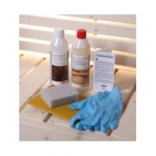 Комплект Harvia Sauna Care Set для ухода за деревянными поверхностями в сауне или бани