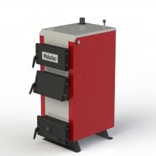 Твердотопливный котел длительного горения Kotlant КМ-12,5 кВт базовая комплектация