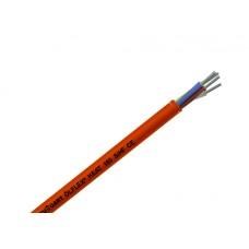 Провод электрический SIHF 5 х 4,0 для бани и сауны