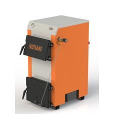 Твердотопливный котел с наклонной загрузкой Kotlant КН-18 кВт с механическим регулятором тяги