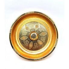 Чаша для омовения золото для хаммама - турецкой бани