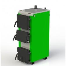 Твердотопливный бытовой котел Kotlant КО-14 кВт 3Д базовая комплектация
